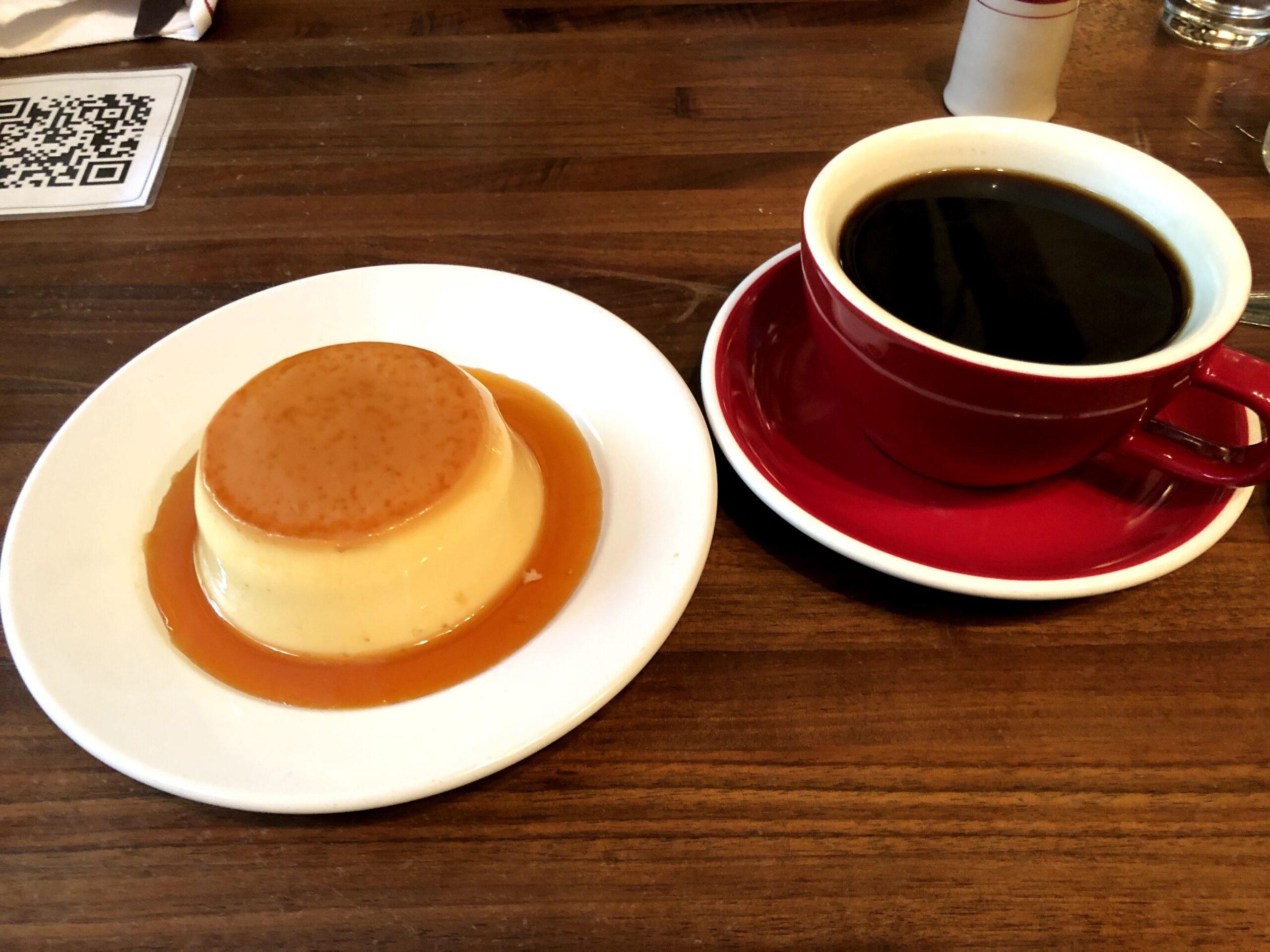 ラ・ボン・スープ デザートの写真
